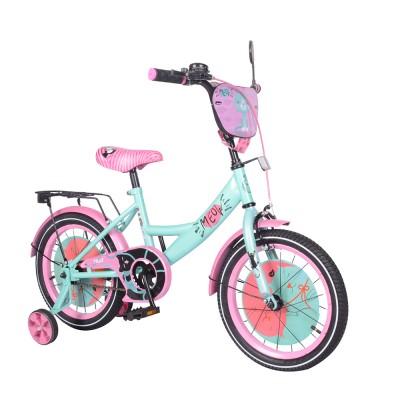 Детский двухколесный велосипед Tilly Meow T-216218 16 дюймов