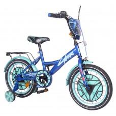 Детский двухколесный велосипед Tilly Cyber T-216220 16 дюймов