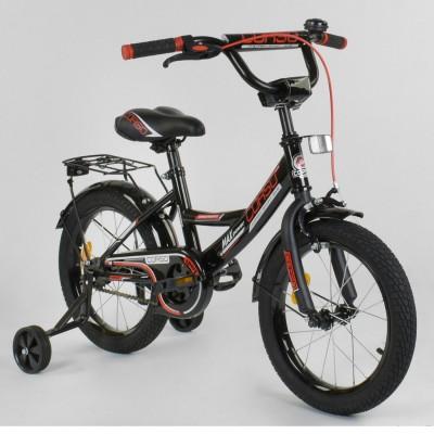 Детский двухколесный велосипед Corso CL-16 P 4482 16 дюймов