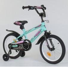 Детский двухколесный велосипед Corso EX-16 N 5171 16 дюймов
