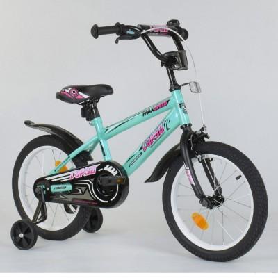 Детский двухколесный велосипед Corso EX-18 N 1102 18 дюймов