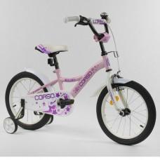 Детский двухколесный велосипед Corso S-60882 16 дюймов