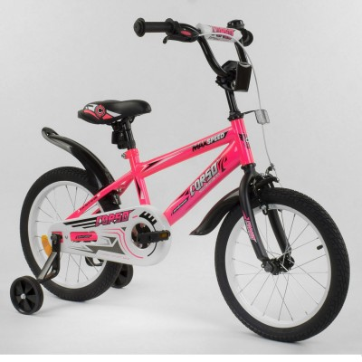 Детский двухколесный велосипед Corso EX-16 N 9164 16 дюймов