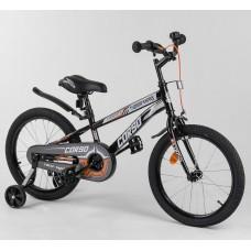 Детский двухколесный велосипед Corso R-18264 18 дюймов