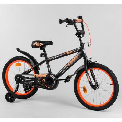 Детский двухколесный велосипед Corso EX-18 N 5581 18 дюймов