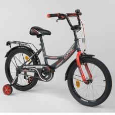 Детский двухколесный велосипед Corso CL-18 R 0059 18 дюймов