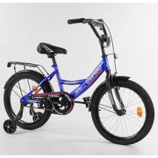 Детский двухколесный велосипед Corso CL-18106 18 дюймов