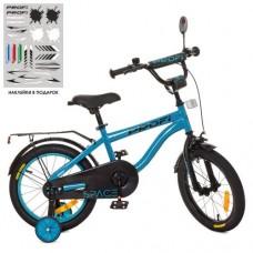 Детский двухколесный велосипед PROF1 SY18151 18 дюймов