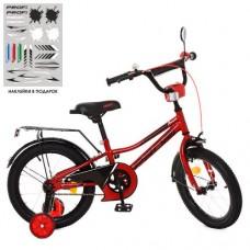 Детский двухколесный велосипед Y18221 Profi Prime 18 дюймов
