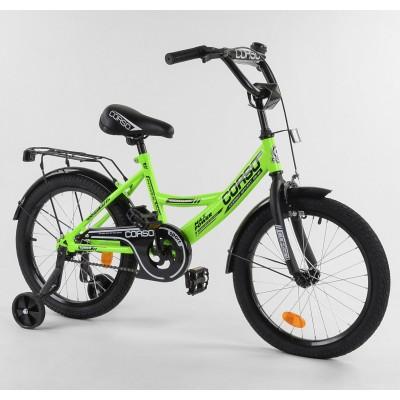 Детский двухколесный велосипед Corso CL-18223 18 дюймов