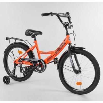 Детский двухколесный велосипед Corso CL-18412 18 дюймов