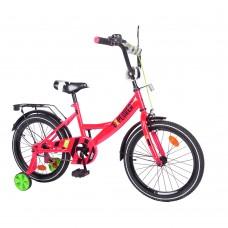 Детский двухколесный велосипед EXPLORER T-218111 18 дюймов