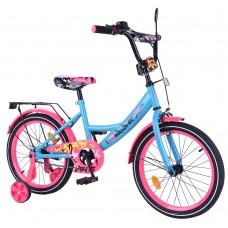 Детский двухколесный велосипед EXPLORER T-218113 18 дюймов