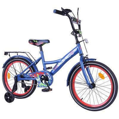 Детский двухколесный велосипед EXPLORER T-218114 18 дюймов