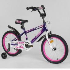 Детский двухколесный велосипед Corso EX-18 N 2203 18 дюймов