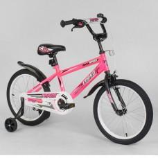 Детский двухколесный велосипед Corso EX-18 N 2395 18 дюймов