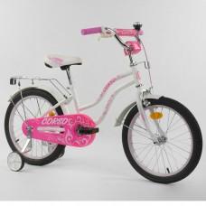 Детский двухколесный велосипед Corso T-28821  18 дюймов
