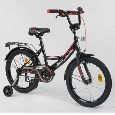 Детский двухколесный велосипед Corso CL-18 R 4003 18 дюймов