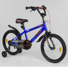 Детский двухколесный велосипед Corso EX-18 N 5509 18 дюймов