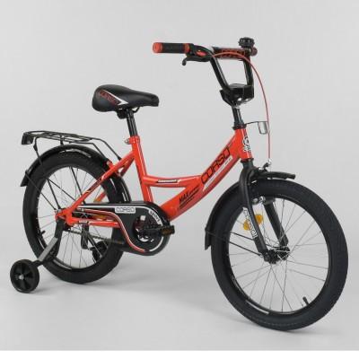 Детский двухколесный велосипед Corso CL-18 R 6030 18 дюймов