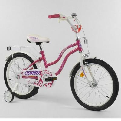Детский двухколесный велосипед Corso T-61212 16 дюймов
