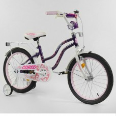 Детский двухколесный велосипед Corso T-85234 18 дюймов