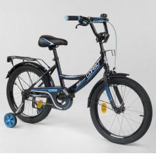Детский двухколесный велосипед Corso CL-18 R 9060 18 дюймов