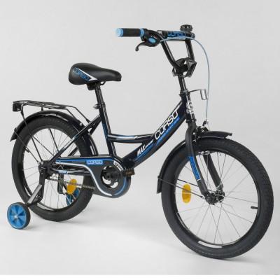 Детский двухколесный велосипед Corso CL-16 P 6633 16 дюймов
