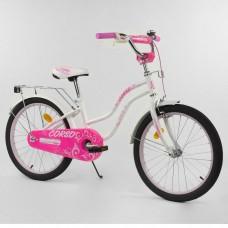 Детский двухколесный велосипед Corso T-07504 20 дюймов