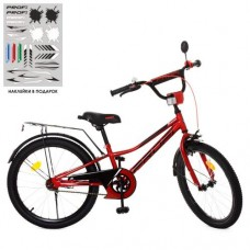 Детский двухколесный велосипед Y20221 Profi Prime 20 дюймов