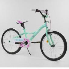 Детский двухколесный велосипед Corso S-20281 20 дюймов