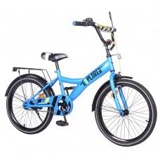 Детский двухколесный велосипед EXPLORER T-220111 20 дюймов