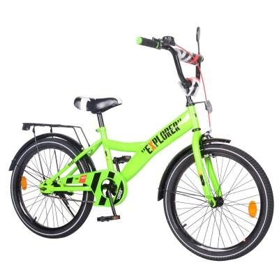 Детский двухколесный велосипед EXPLORER T-220113 20 дюймов