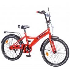 Детский двухколесный велосипед EXPLORER T-220114 20 дюймов