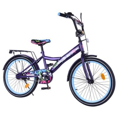 Детский двухколесный велосипед EXPLORER T-220115 20 дюймов