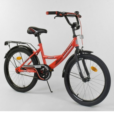 Детский двухколесный велосипед Corso CL-20 Y 2488 20 дюймов