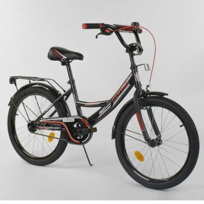 Детский двухколесный велосипед Corso CL-20 Y 3230 20 дюймов