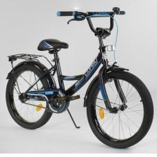 Детский двухколесный велосипед Corso CL-20 Y 3585 20 дюймов