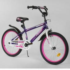 Детский двухколесный велосипед Corso EX-20 N 3977 20 дюймов