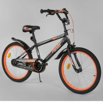 Детский двухколесный велосипед Corso EX-20 N 4588 20 дюймов
