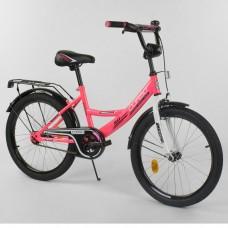Детский двухколесный велосипед Corso CL-20 Y 6009 20 дюймов