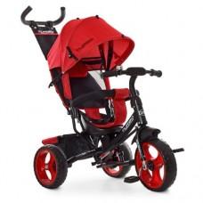 Детский трехколесный велосипедM 3113-3L Красный Лён