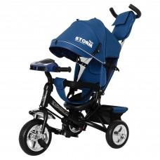 Детский трехколесный велосипед TILLY STORM T-349/2 Синий
