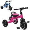 Детский  трехколесный велосипед Turbo Trike M 3648-1 со светящимися колесами