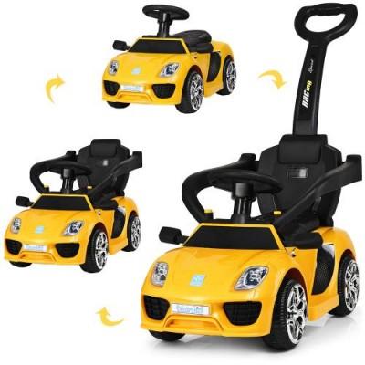 Детский электромобиль толокар 2в1 M 3592L-6