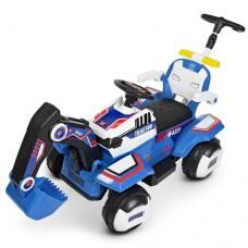 Детский трактор с ковшом M 4321LR-4-1