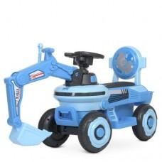 Детский трактор с ковшом M 4616L-4 (2в1)