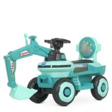 Детский трактор с ковшом M 4616L-5 (2в1)