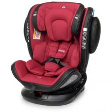 Детское автокресло ME 1045 EVOLUTION 360º Royal Red ISOFIX (0-36 кг)