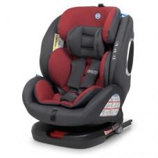Детское автокресло ME 1079 ABSOLUTE 360º Royal Red ISOFIX (0-36 кг)